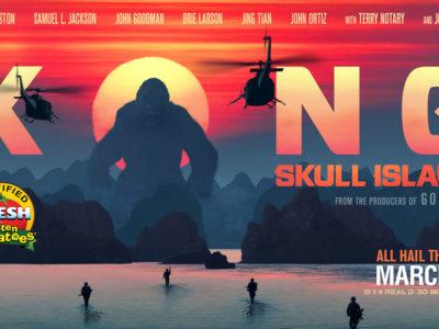 Movie Review – Kong: Skull Island (2017)