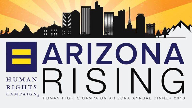 Arizona Rising | HRC Arizona Annual Dinner 2018